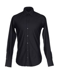 Dolce & Gabbana - Gray Shirt for Men - Lyst