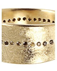 Todd Reed - Metallic Center Line Ring - Lyst