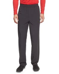 Rhone | Black 'torrent' Training Pants for Men | Lyst