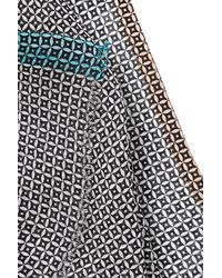 Etro | Printed Linen Scarf - Multicolor for Men | Lyst