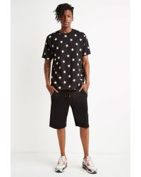 Forever 21 | Black Zip-pocket Sweatshorts for Men | Lyst
