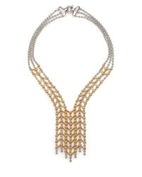 Giles & Brother | Metallic Apache Cascade Bib Necklace | Lyst