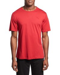 Tommy Bahama | Red 'basic' Jersey Lounge T-shirt for Men | Lyst