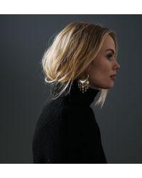 Jenny Bird - Metallic August Moon Earrings - Lyst