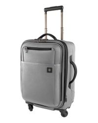 Victorinox | Gray Victorinox Swiss Army 'avolve 20' Wheeled Carry-on for Men | Lyst