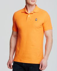 Psycho Bunny - Orange Classic Polo - Regular Fit for Men - Lyst