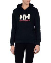 Helly Hansen - Blue Sweatshirt - Lyst