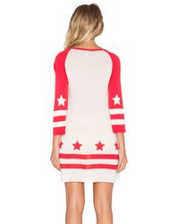 Spell & The Gypsy Collective - Red Captain Amerique Raglan Dress - Lyst