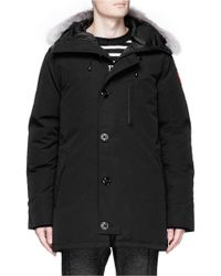 Canada Goose | Langford Parka Black Label for Men | Lyst