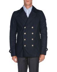 Gucci - Blue Jacket for Men - Lyst