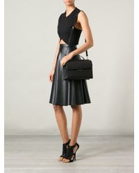 Fendi | Black Demi Jour Shoulder Bag | Lyst