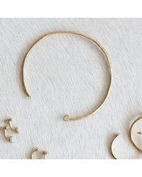 Kelly Wearstler | Metallic Mesa Collar Necklace | Lyst