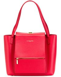 Philippe Model - Red 'saint-germain' Tote Bag - Lyst