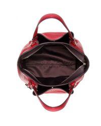 Tod's - Red Medium Flower Bag - Lyst