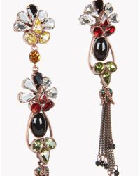 DSquared² - Yellow Gipsy Earrings - Lyst