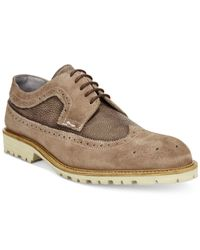 Kenneth Cole | Brown Slow N' Steady Oxford Shoes for Men | Lyst