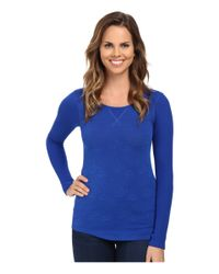 Lucky Brand - Blue Jacquard Thermal - Lyst