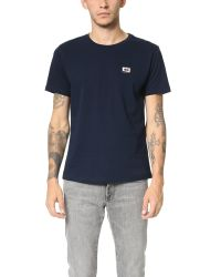Carven | Blue Avec Tee for Men | Lyst