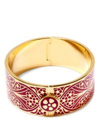 Liberty | Pink Ianthe Solid Cuff | Lyst
