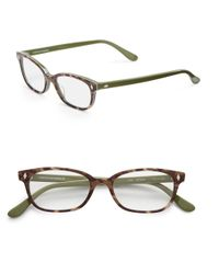 Corinne Mccormack - Green 50mm Cyd Reading Glasses - Lyst