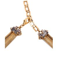 Erickson Beamon - Multicolor Erin Necklace - Lyst