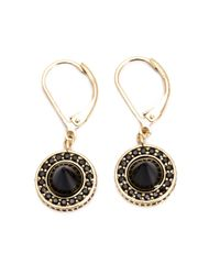 Eddie Borgo | Metallic Embellished Drop Earrings | Lyst