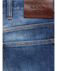Paul Smith - Blue Slim Fit Jeans for Men - Lyst