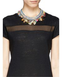 Venessa Arizaga - Multicolor 'just Ride' Necklace - Lyst