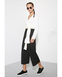 Forever 21 - White The Fifth Label Just For Now Crop Top - Lyst