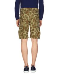 Carhartt | Green Bermuda Shorts for Men | Lyst