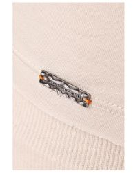 BOSS Orange | Gray Long-sleeve Shirt 'trapizip' In Viscose And Wool | Lyst