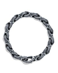 David Yurman | Metallic Armory Figure-eight Large Link Bracelet for Men | Lyst