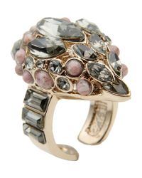 Roberto Cavalli | Pink Ring | Lyst
