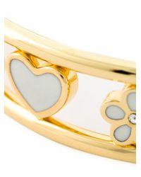 Marc By Marc Jacobs | Metallic Enamel Symbol Bracelet | Lyst