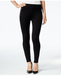 Calvin Klein | Black Performance Leggings | Lyst
