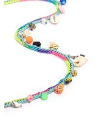 Venessa Arizaga - Multicolor 'california Dreamin' Necklace - Lyst