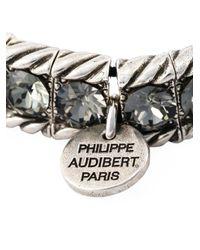 Philippe Audibert - Metallic 'anita' Bracelet - Lyst