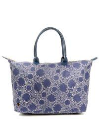 Mi-Pac | Blue 140th Birthday Print Tote Bag | Lyst