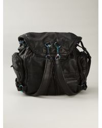Alexander Wang | Black 'marti' Backpack | Lyst