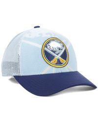 Lyst - Reebok Buffalo Sabres 2014 Draft Cap in Blue for Men 0acbee50e9a1