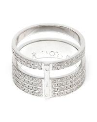 Repossi - Metallic Berbère 18kt Gold Ring - Lyst