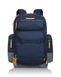 Tumi - Blue 'dalston - Alvington' Backpack for Men - Lyst