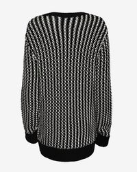 Timo Weiland - Black Popcorn Marled Sweater - Lyst