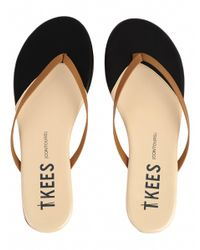 TKEES | Brown Contours | Lyst