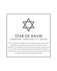ALEX AND ANI - Metallic Star Of David Beaded Bracelet, Precious Metal Collection - Lyst