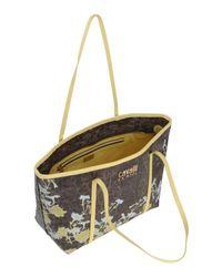 Class Roberto Cavalli - Brown Handbag - Lyst