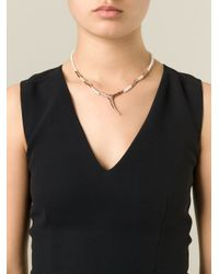 Shaun Leane | Natural Pearl Branch Necklace | Lyst