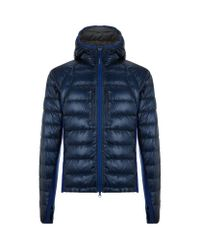 Canada Goose | Blue Hybridgeâ® Lite Hoody Jacket for Men | Lyst