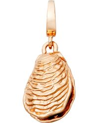 Astley Clarke - Natural Oyster Aphrodisiac 18ct Rose Gold Charm - Lyst
