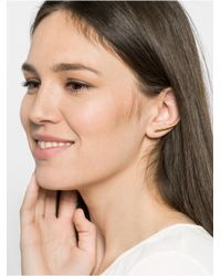 BaubleBar - Metallic Fang Ear Crawlers - Lyst